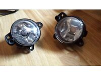 VW POLO 9N DRIVERS SIDE FOG LIGHT. CHOICE OF TWO: WITH & WITHOUT BULB
