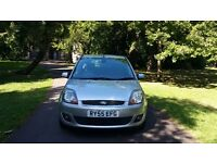 2006 ford fiesta 1.4 tdci ghia 5 door £30 p/y tax leather *£2195 207 clio polo c3 corsa micra jazz*