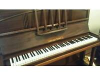 Gebruder Sohne German quality upright Piano