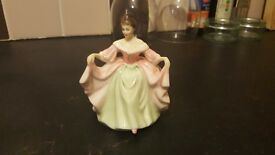 Royal Doulton - Sara Figurine by Peggy Davies
