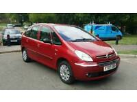Citroen Xsara Picasso 2007 Exclusive 1.6 HDI Manual Full Service History Lovely Car