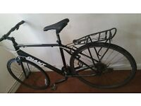 Large frame mens Giiant hybrid road bike its in good condition and in good working order