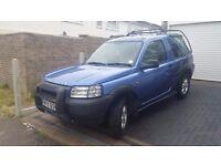 Land Rover Freelander Softback LPG 1.8 2003
