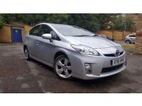 TOYOTA PRIUS 10 PLATE ONE FORMER KEEPER BACK SENSOR NICE CLEAN CAR VERY WELL MAINTAINED PCO ELIGIBL