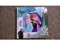 Frozen - My First Puzzlebook