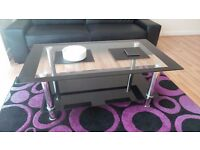 coffee table and a table tv - SET