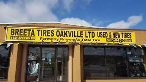 Used Tires in 0akville.