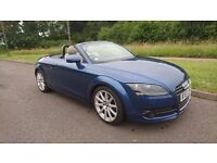 Audi TT convertible, very well maintained