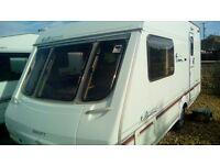Swift accord 480 2004 2/berth touring caravan