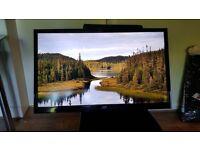 "32"" LED Freeview TV JVC LT32DA52J with USB Media Player"