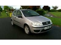 FIAT PUNTO 1.2 ACTIVE 8V + LOW MILEAGE 50000 + FULL SERVICE HISTORY + HPI CLEAR + AIRCON + 2 KEYS +