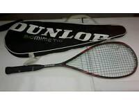 Dunlop biomimetic squash racquet