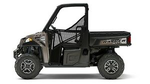 2017 polaris Ranger XP 1000 West Island Greater Montréal image 1