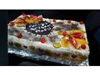 Professional cake maker