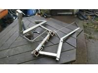 motor bike rack/carrier