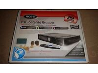 Ross HD Satellite Receiver