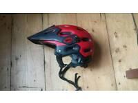 Bell-super helmet