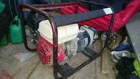 Honda Gene. Generator 110v 240v