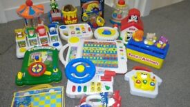 Selection of Babies/ Children's toys as shown on images. BARGAIN