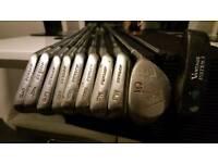 Golf club set.....bargain