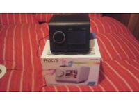 PIXIS COLOUR TOUCH SCREEN DAB RADIO
