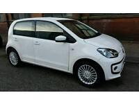 2016 VW Up! 1.0 5dr.. Only 3,500 miles. £20 per year Road Tax. Corsa yaris clio