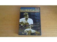 Eric Clapton DVD (Acoustic Classics)