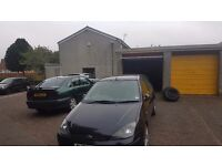 Ford focus st170 for spares or repairs
