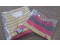 Joules hat and scarf set brand new