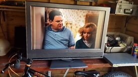 "32 "" tv for sale few minor marks good condition £30"