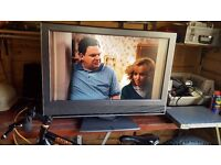 """32 """" tv for sale few minor marks good condition £30"""