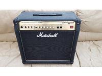 Marshall AVT 50 Advanced Valvestate Guitar Amp.