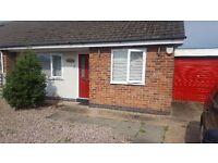 Modern Home - TO LET - 2 bedroom Bungalow in Blackfordby, DE11