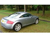 Audi TT 1.8T - 187bhp - Low mileage & Great Condition
