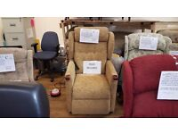 Recliner Factory Kenilworth Riser Recliner Chair, Delivery Available
