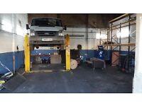 Specialist van repairs, diagnostics & servicing. Heathrow & M4. All makes & models