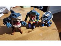 Street Sharks - Vintage joblot bundle from the early 90's