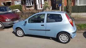 Fiat punto active sport 1.2 (low miles)