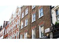 4 Desk Office in heart of Soho for rent