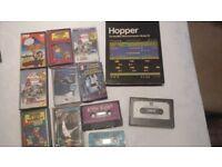 BBC Basic cassette computer games