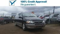 2003 Ford Windstar SEL Luxury Amazing Value!!