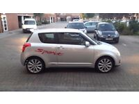 BARGAIN. SENSATIONAL SUZUKI SWIFT SPORT. FIRST OWNER.