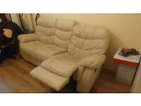 3 Seater Leather Sofa!!
