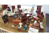 Dolls House miniature furniture - loads.