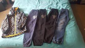 Boys 8-9 clothes bundle