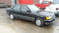 mercede-Benz 190 Superb Mecanique A1 Tax Inclus