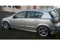 Vauxhall astra sri 1.9 cdti 150 x-pack may p/x