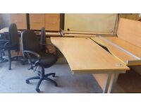 **Quality Desks, chairs, and various office furniture available at great prices**