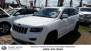 2016 Jeep Grand Cherokee Overland EcoDiesel