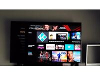 Samsung 48in 3d lcd tv brand new condtion